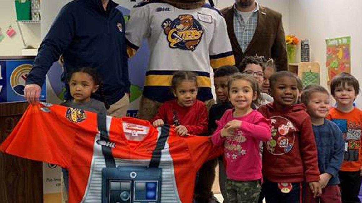 Erie Otters, BayHawks to wear special jerseys in games