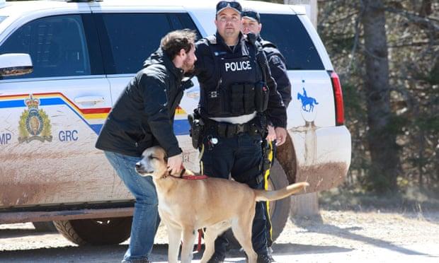 Canada shooting: gunman kills 16 people after rampage in Nova Scotia