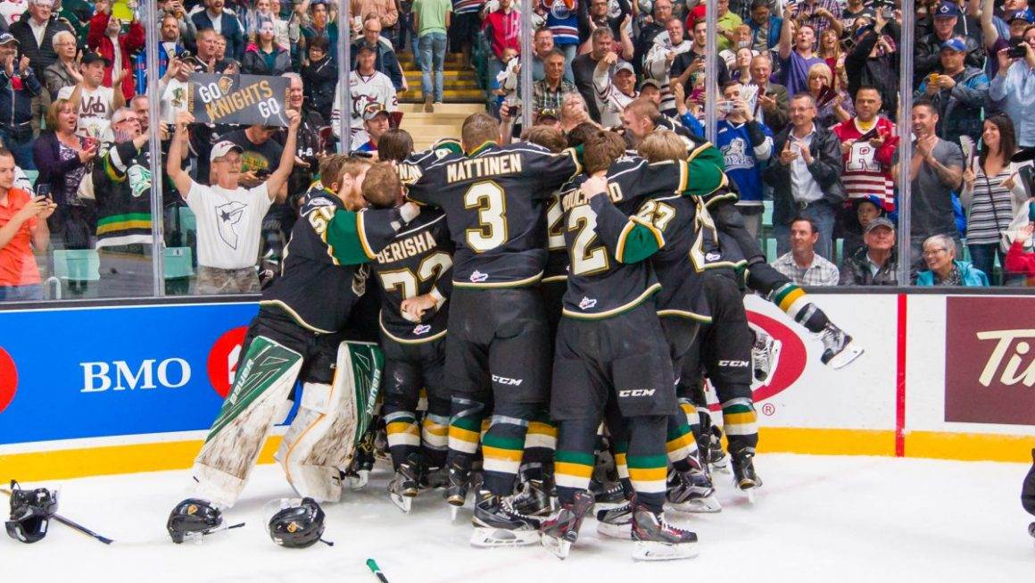 London Knights: Back in time — The speech that turned the 2016 final around