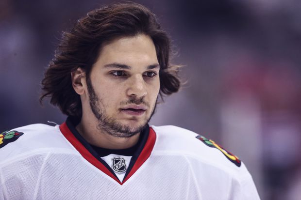 Daniel Carcillo spearheads class-action lawsuit against CHL and its member teams