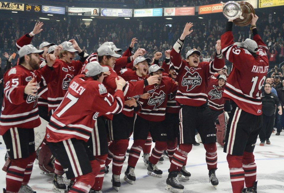 OHL playoffs, Memorial Cup officially cancelled
