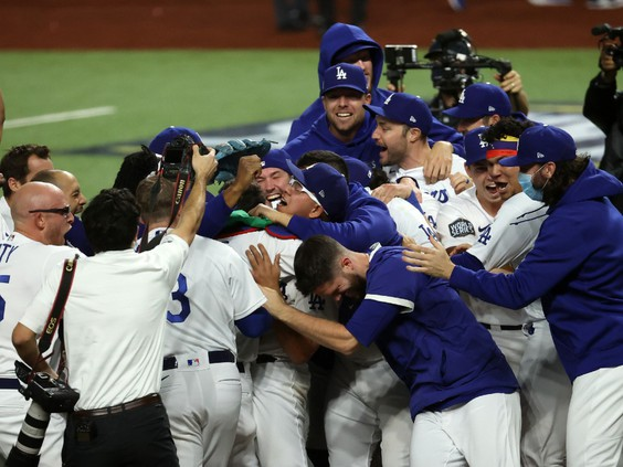 The Tampa Bay Rays lost the World Series, but they still showed the model that most of baseball will follow