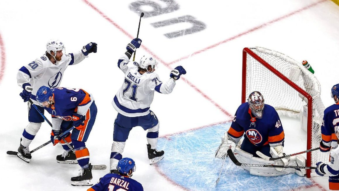 Lightning advance to Stanley Cup Final; Anthony Cirelli scores overtime winner