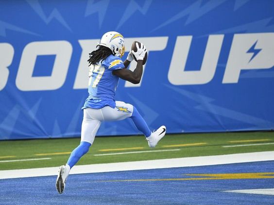 University of Regina Rams alum Tevaughn Campbell scores first NFL touchdown