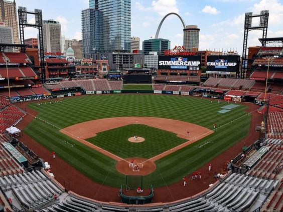 Cardinals to resume play Saturday after two-week COVID-19 hiatus