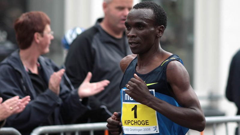 Kenyan star runner Eliud Kipchoge says 2020 Olympics postponement is 'shocking but noble'