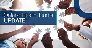 Ontario Introduces 24 Ontario Health Teams Across the Province to Provide Better Connected Care