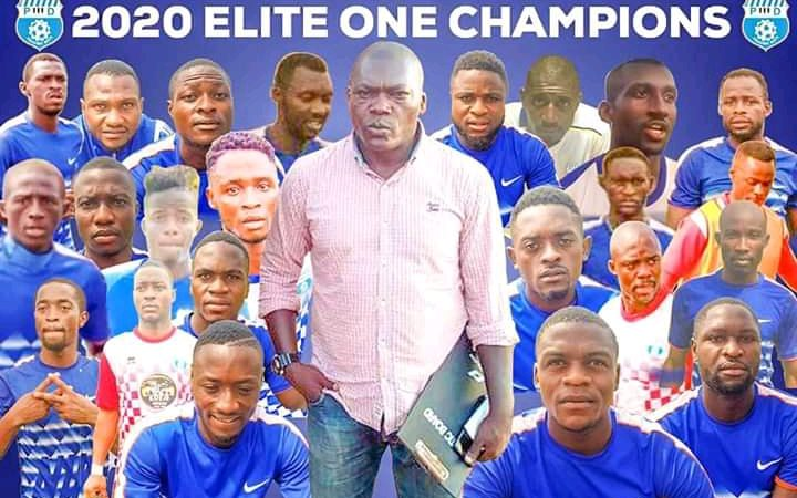 How a football team from Cameroon's conflict-stricken regions defied all odds to win a maiden national trophy