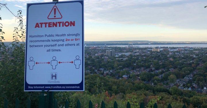 Coronavirus: Hamilton reports 75 new COVID-19 cases, death at LTCH – Hamilton