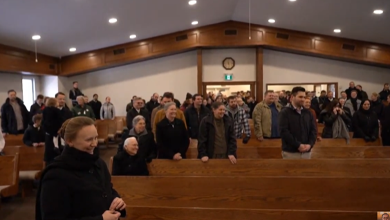 'I don't think we have to go that extreme': Ford not in favour of shutting down Church of God