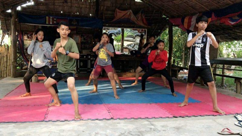Reviving L'bokator, Cambodia's ancient martial arts
