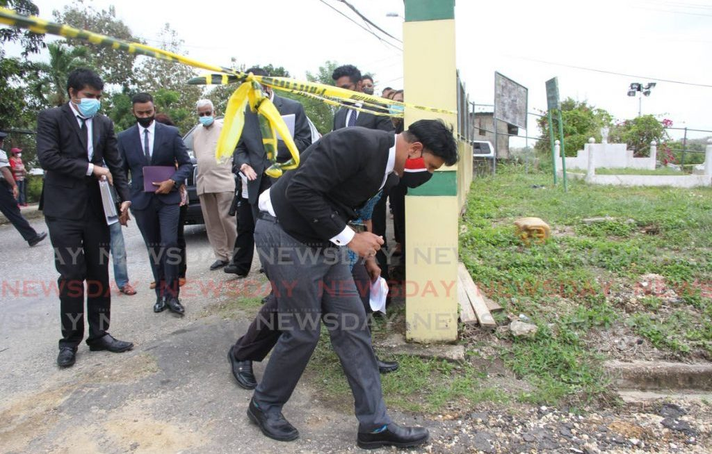 Corporation must pay to exhume family's remains at Monkey Town