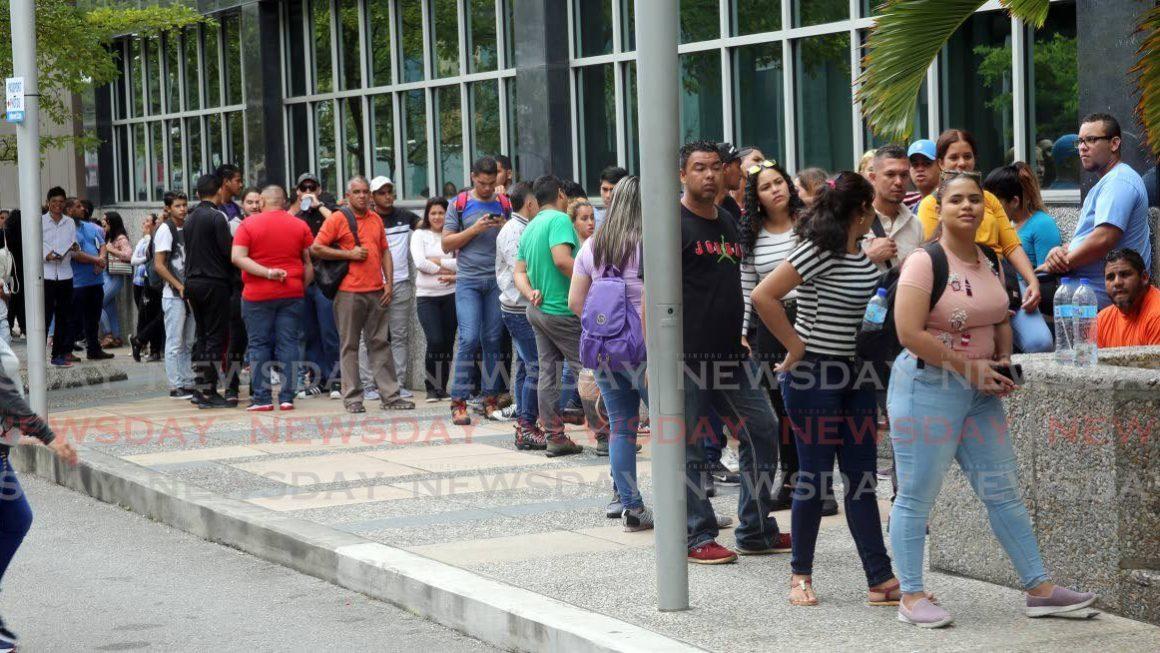 Venezuelan re-registration to begin March 8