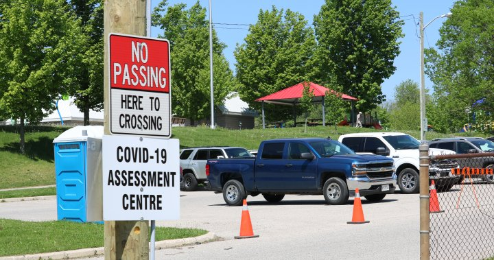 City committee endorses compensating London, Ont. COVID-19 assessment centre neighbourhoods – London