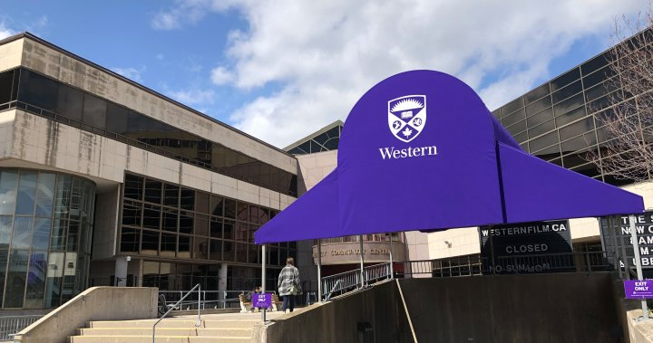 Western University students grapple with COVID-19 outbreaks and final exams – London