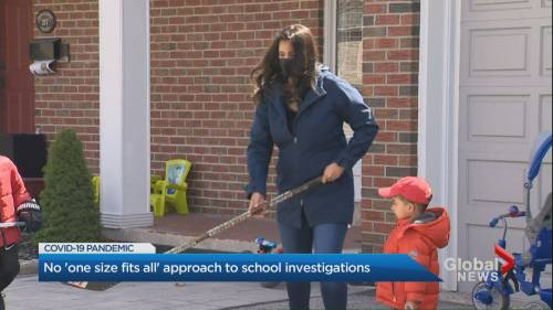 GTA mother seeks clarity on COVID-19 cases in schools