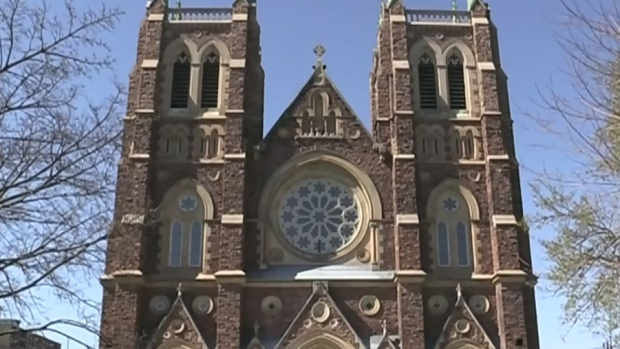 Churches in Diocese of London Ont., closed effective Monday