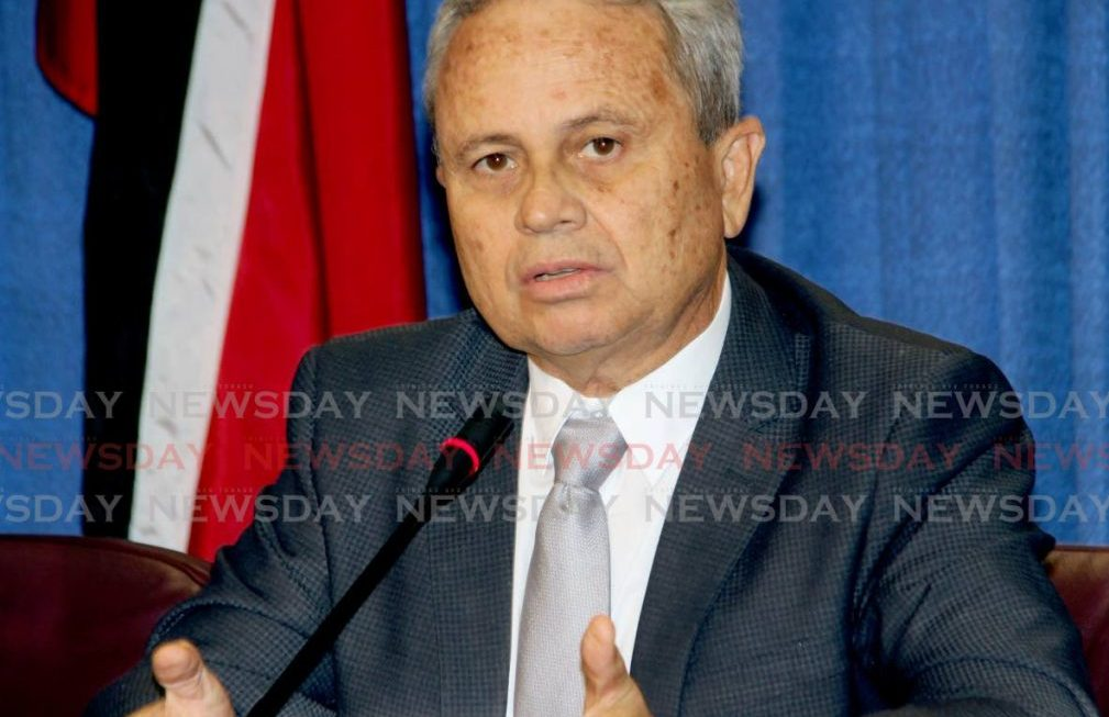 Trinidad and Tobago not approaching the IMF