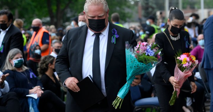 Doug Ford calls London, Ont., attack on Muslim family 'an act of terrorism'