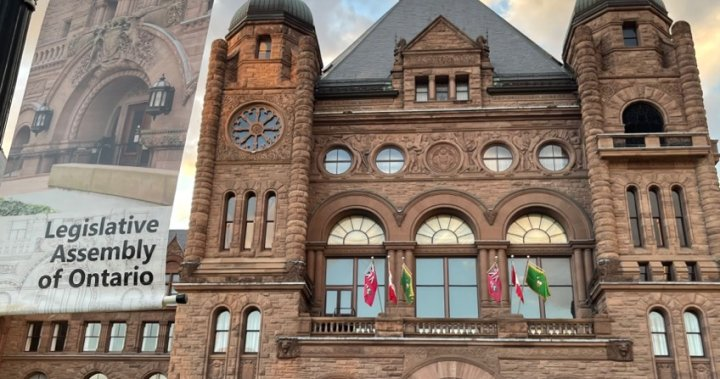 Some Ontario government MPPs reject request for vote on motion condemning Islamophobia