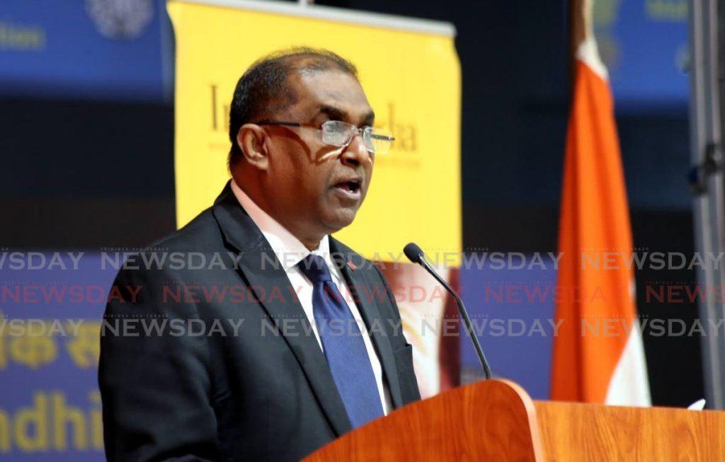 UNC MP Dr Rai Ragbir: Vaccinate to emancipate