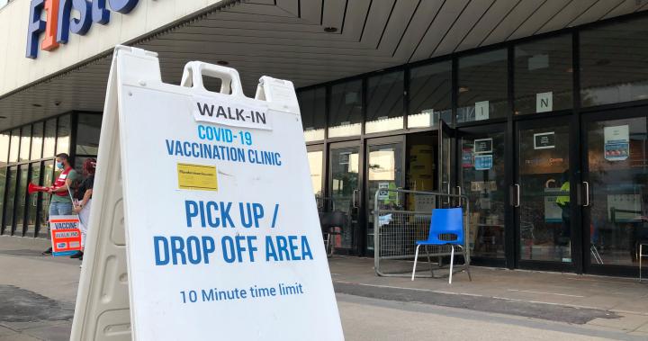 Hamilton struggling to meet COVID-19 vaccination targets among youth before school starts – Hamilton