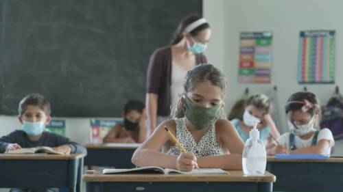 Ontario releases back-to-school COVID-19 guidelines