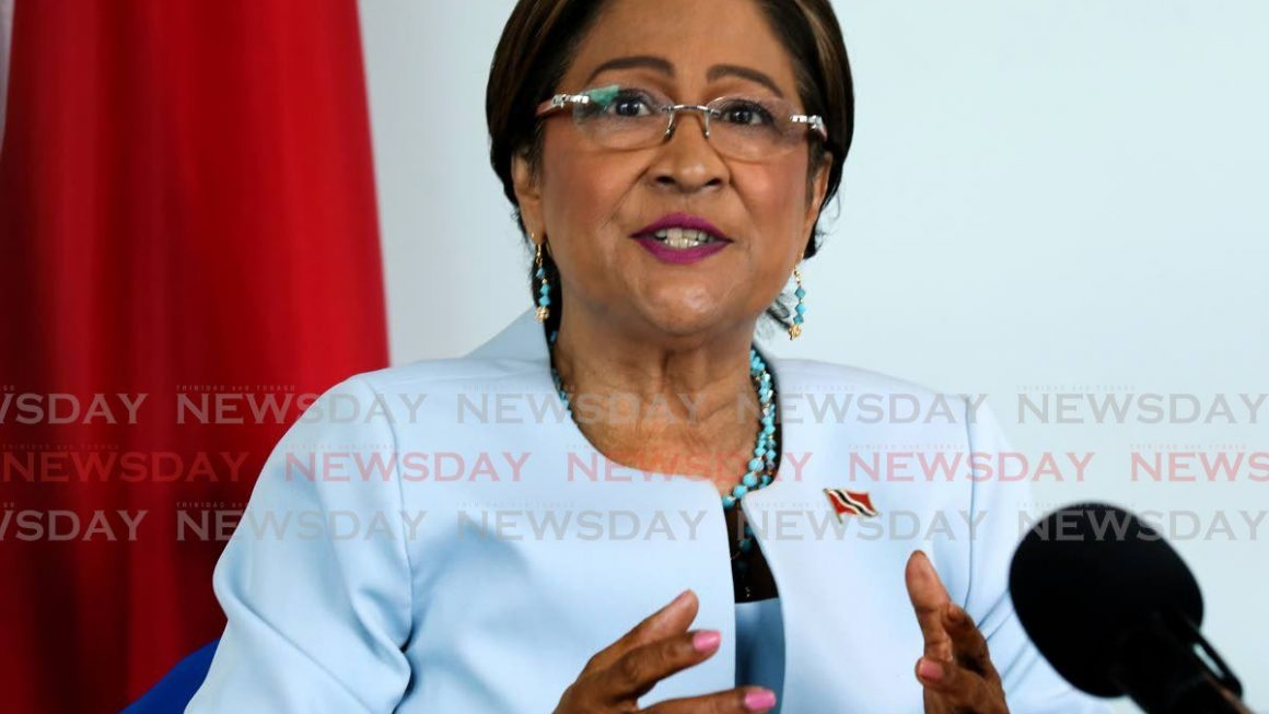 Persad-Bissessar questions validity of DCP appointments under Jacob
