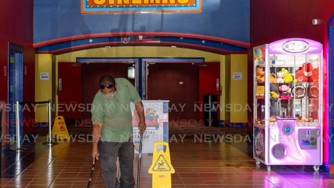 Tobago's low vaccination rate keeps MovieTowne closed