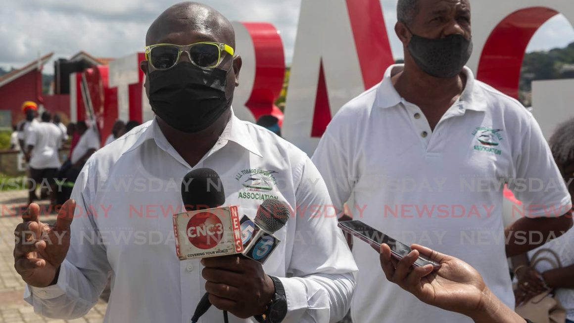 BHP Trinidad denies damaging Tobago fishermen's equipment at sea
