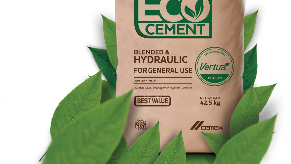 Cemex/TCL launches environmentally friendly cement