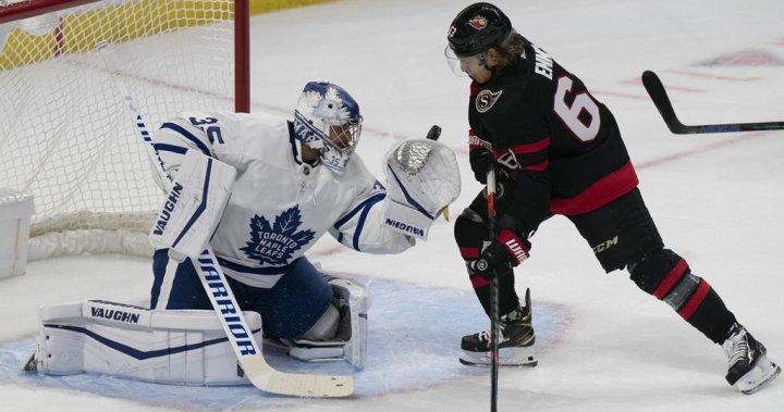 Mrazek injury forces Leafs to add U of T goalie