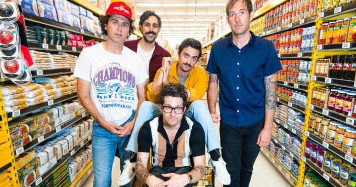 Arkells 'excited' for return to the road in 2022 as vaccines help control COVID